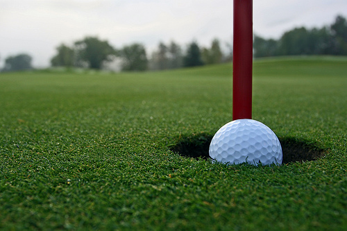 Why Every Golf Hole In One Is Lucky