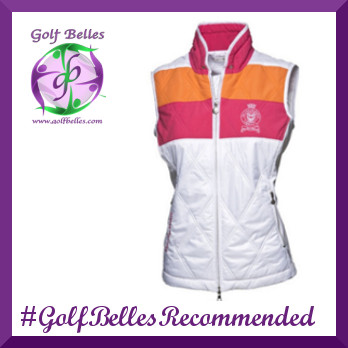 Stay Warm & Look Great! Golf Belles Recommended Golf Outerwear