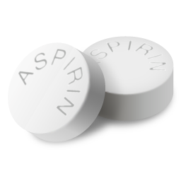 A is for Apple….or is it for Aspirin?
