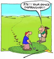 'Golf Expectations'