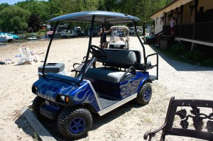 Golf Cart Fashion Do's and Don'ts on a Typical Course